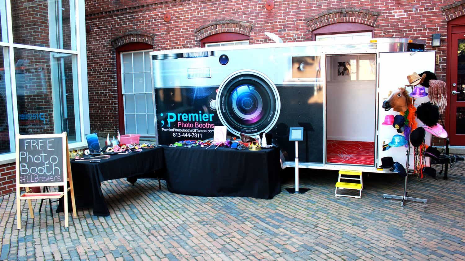 Premier Photo Booths Tampa Bay S Most Socially