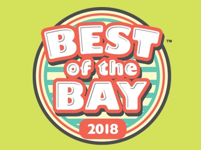 Premier Photo Booths Second Straight Best of the Bay Nomination